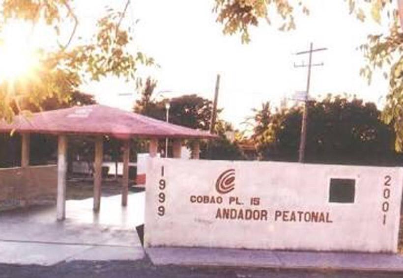 Piden reanudar clases en plantel del Cobao de Unión Hidalgo, Oaxaca | El Imparcial de Oaxaca