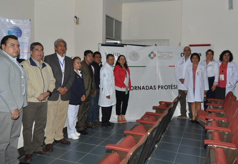 Hospital Civil  colocará 20  prótesis de rodillas | El Imparcial de Oaxaca