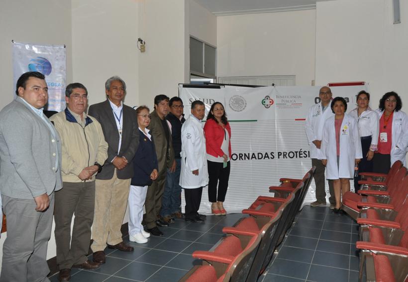 En Oaxaca, veinte personas recibirán prótesis de rodilla   El Imparcial de Oaxaca
