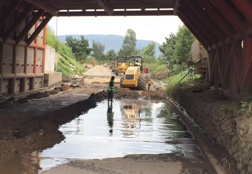 Coadyuva CAO con trabajos en carreteras de Oaxaca | El Imparcial de Oaxaca