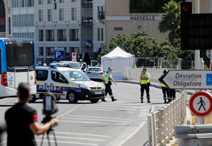 Ataque con cuchillo deja dos muertos en Marsella | El Imparcial de Oaxaca