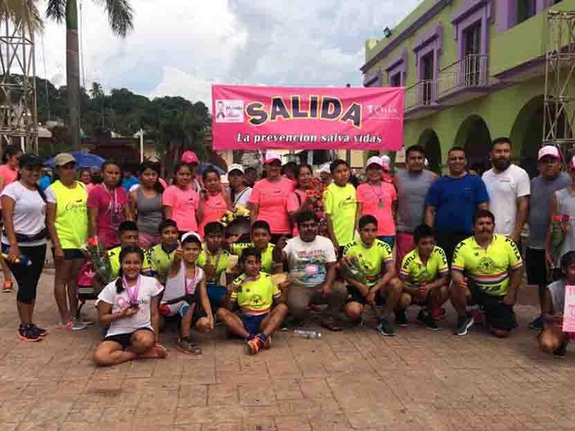 Corren en Putla por una noble causa   El Imparcial de Oaxaca