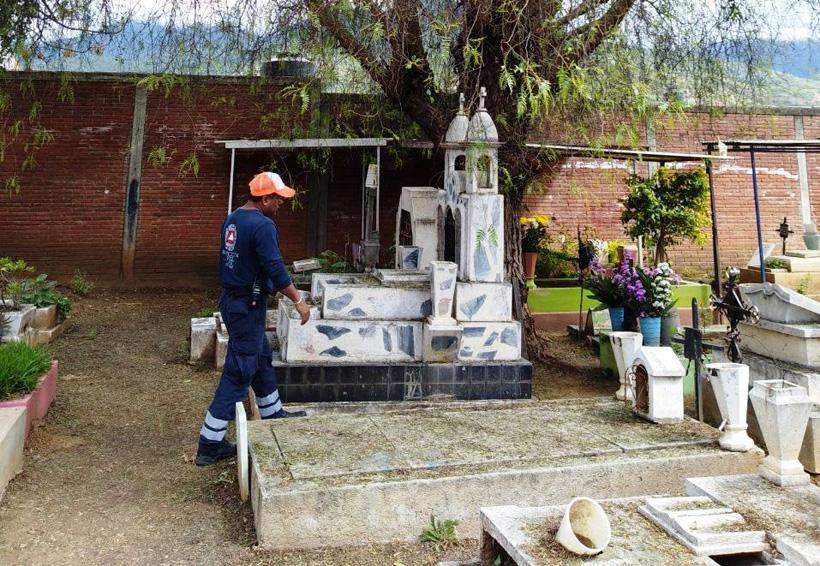 Revisan condiciones de panteones en la ciudad de Oaxaca   El Imparcial de Oaxaca