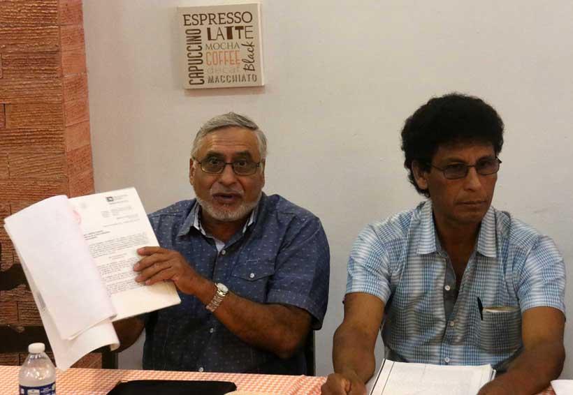 Critica Comuna nulos  avances en Oaxaca   El Imparcial de Oaxaca