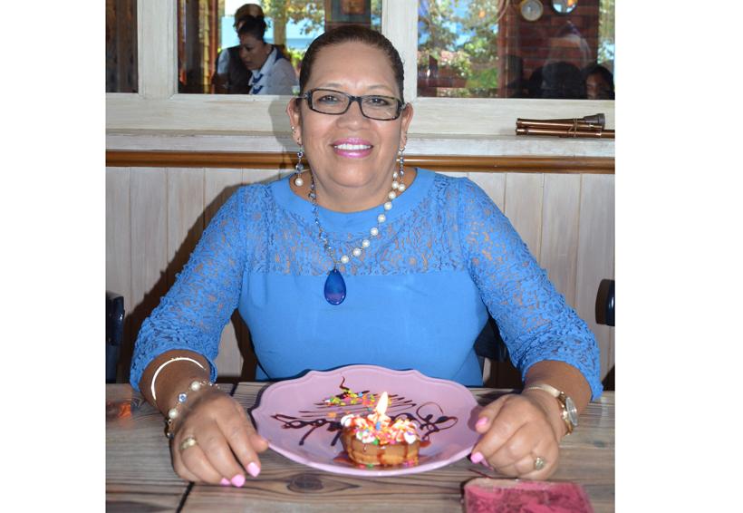 Rosario apaga  su velita | El Imparcial de Oaxaca