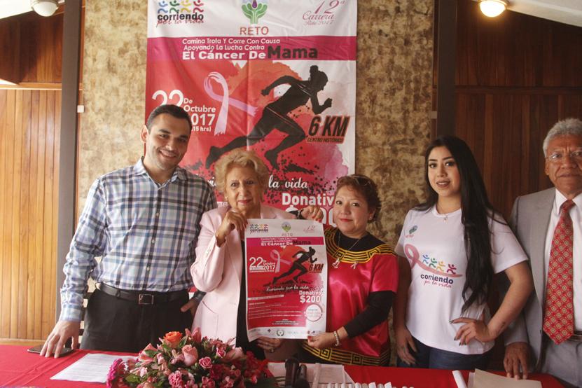 Organiza Grupo Reto carrera con causa | El Imparcial de Oaxaca