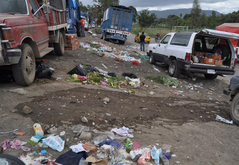 Suspenden servicio de recolección de basura en la capital oaxaqueña | El Imparcial de Oaxaca