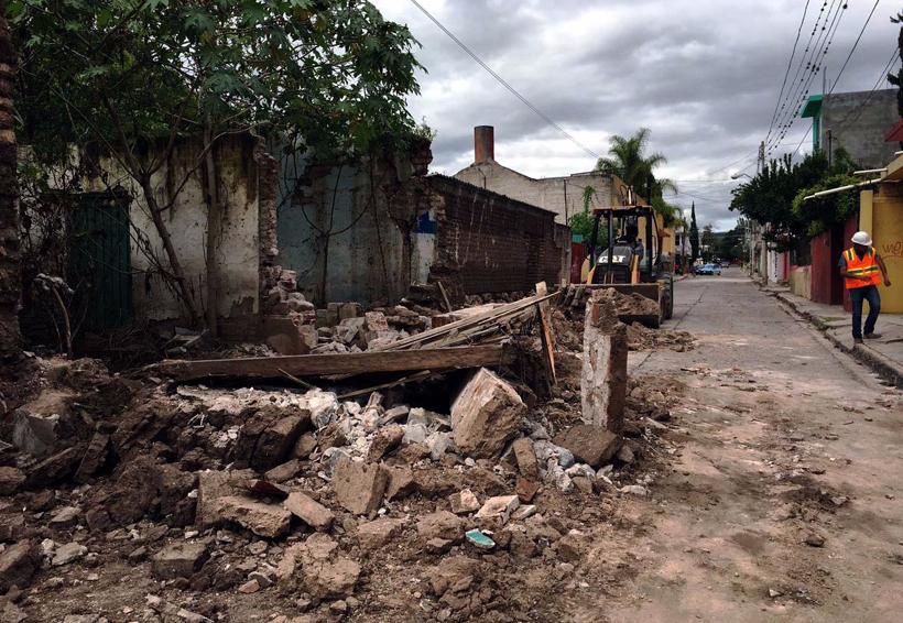 Lento el censo de daños por sismo en la Mixteca tras sismo del 19S | El Imparcial de Oaxaca