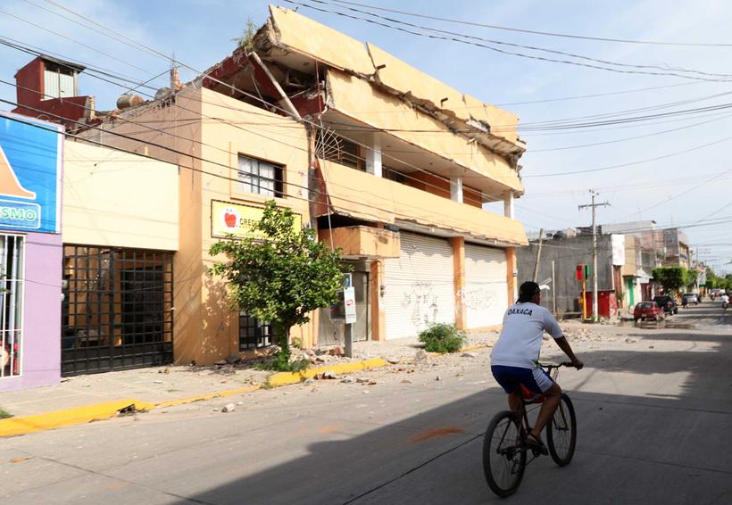 No cesan réplicas en la región del Istmo, Oaxaca | El Imparcial de Oaxaca