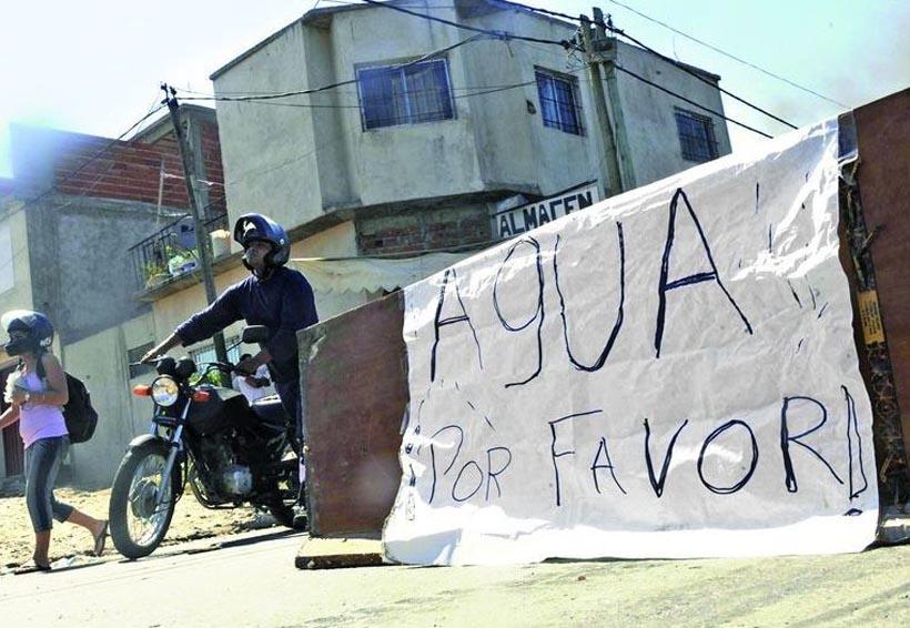 Sismo dejó sin agua y en crisis al sur-oriente de la CDMX | El Imparcial de Oaxaca