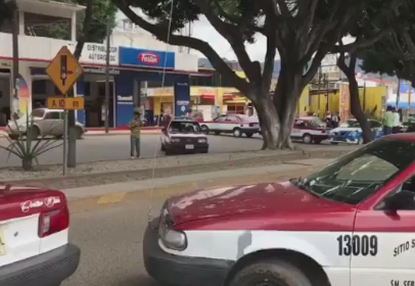 Bloqueo en Periférico esquina con Colón en Oaxaca | El Imparcial de Oaxaca