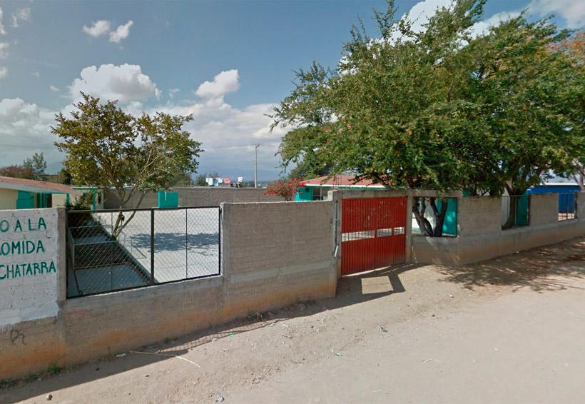 Exigen la salida de director de primaria de la colonia Zapoteca | El Imparcial de Oaxaca