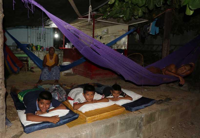 Partidos políticos abandonan a damnificados del Istmo, Oaxaca   El Imparcial de Oaxaca
