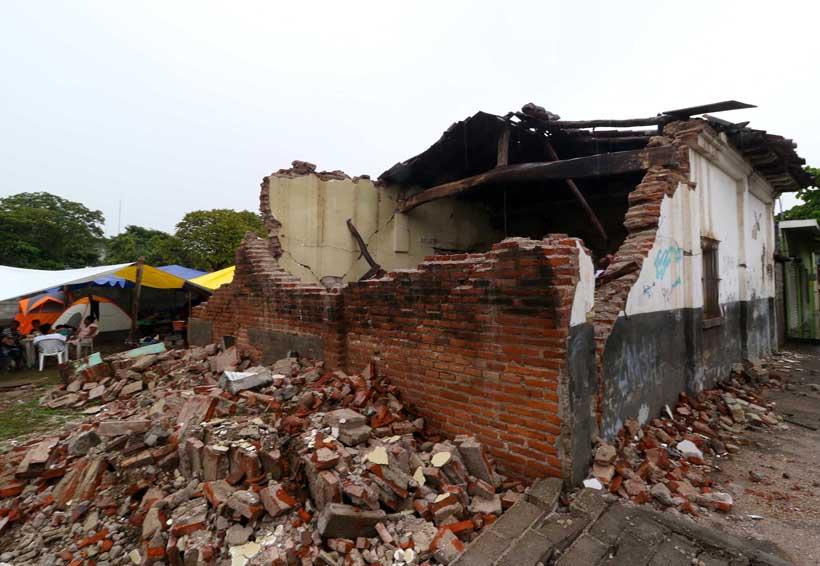 Iniciarán censo de casas dañadas en la Mazateca de Oaxaca | El Imparcial de Oaxaca