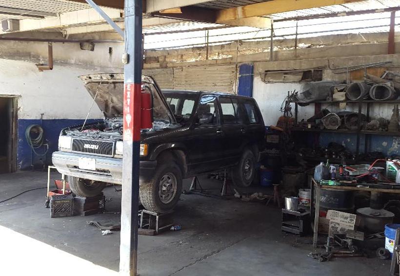 Lo detienen tras robar herramienta de un taller | El Imparcial de Oaxaca