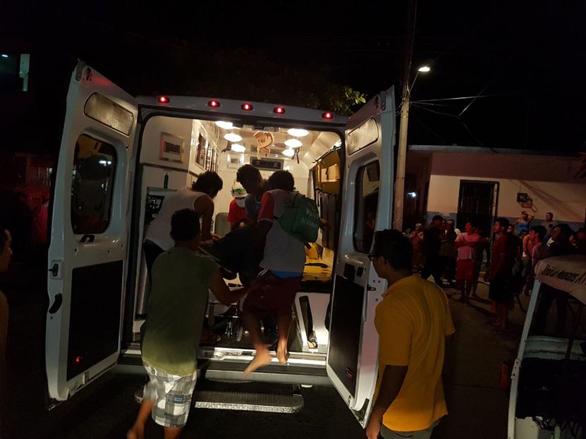 Padre e hijo de un año son atacados a balazos en Juchitán, Oaxaca | El Imparcial de Oaxaca