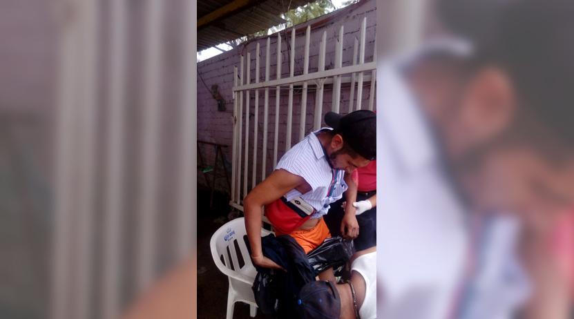 Embisten a motociclistas en San Bartolo Coyotepec, Oaxaca | El Imparcial de Oaxaca