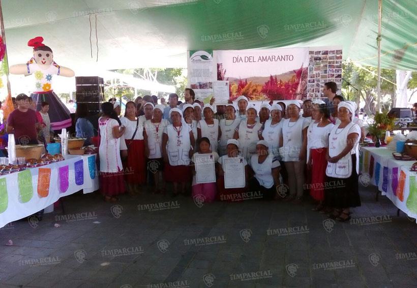 Elaboran el tejate con amaranto más grande del mundo | El Imparcial de Oaxaca
