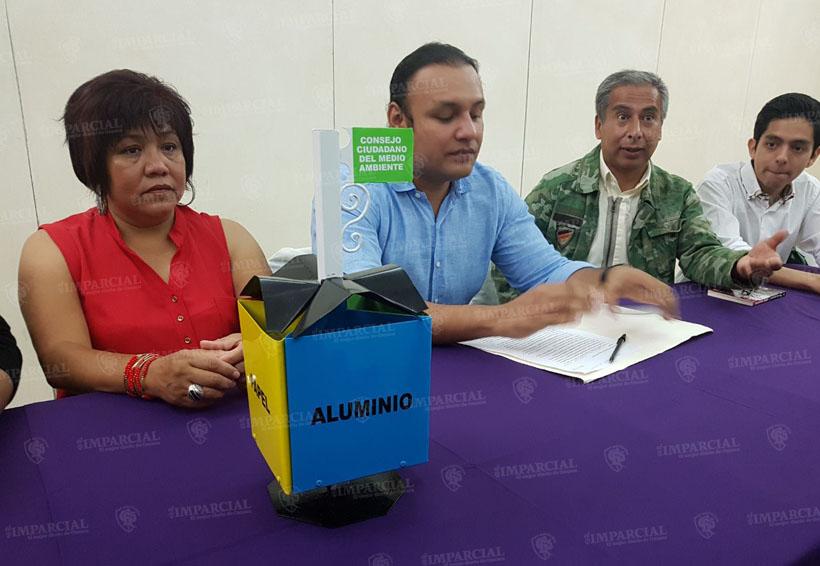 Proponen contenedores para separar la basura en Oaxaca   El Imparcial de Oaxaca
