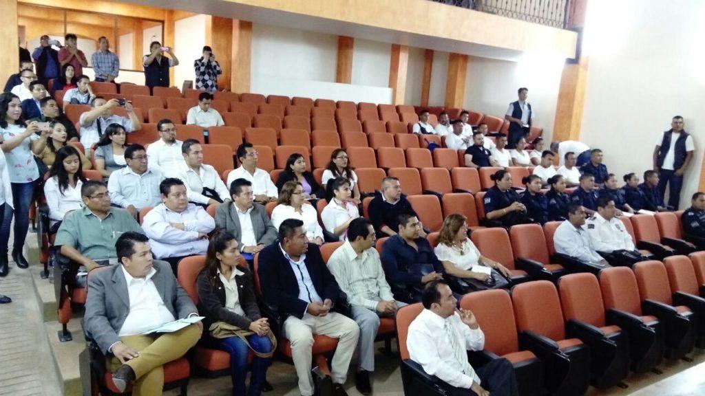 """LLevan a cabo la capacitación """"Protocolo nacional de actuación del primer respondiente""""   El Imparcial de Oaxaca"""