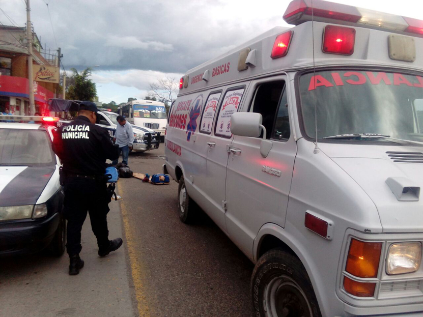 Derrapa en Santa Rosa Panzacola | El Imparcial de Oaxaca