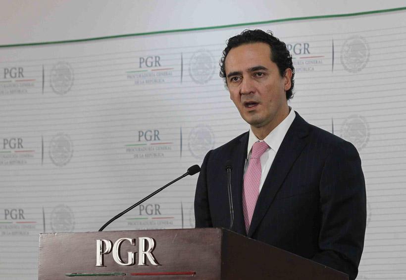 Alberto Elías Beltrán asume titularidad de la PGR | El Imparcial de Oaxaca