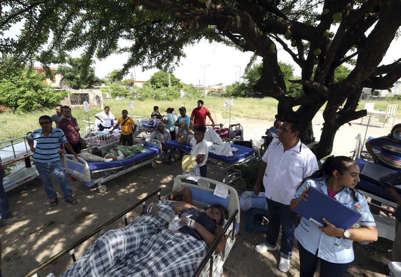 Sismos muestran la mala calidad de los albergues en México | El Imparcial de Oaxaca