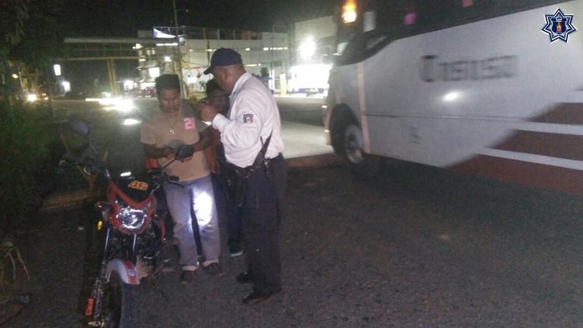 Sancionan a 22 en alcoholímetro en Oaxaca | El Imparcial de Oaxaca