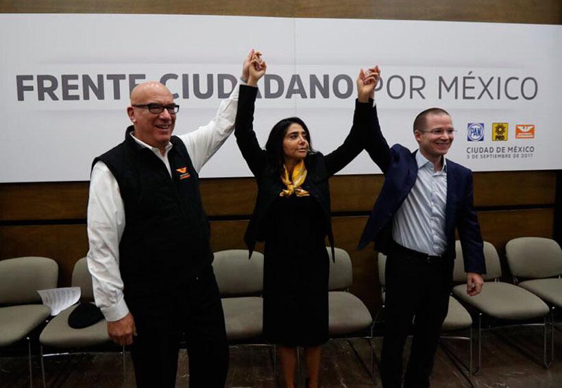Hay condiciones para ganar comicios en 2018: Frente Ciudadano | El Imparcial de Oaxaca