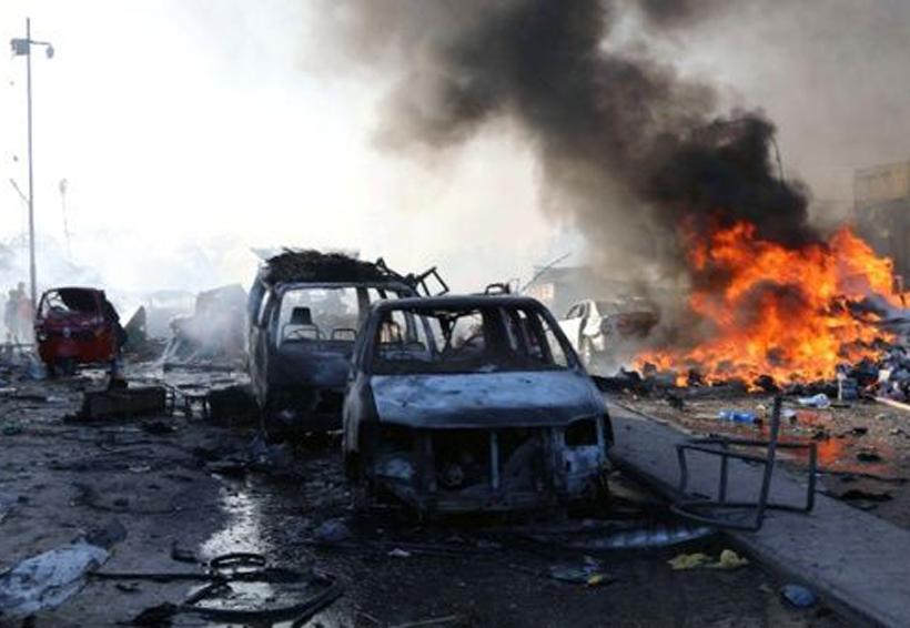 Somalia declara tres días de duelo por víctimas de atentado   El Imparcial de Oaxaca