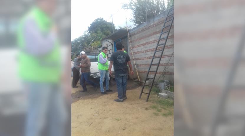 Chispas alcanzan recipiente de pólvora en Atzompa; no hay heridos | El Imparcial de Oaxaca