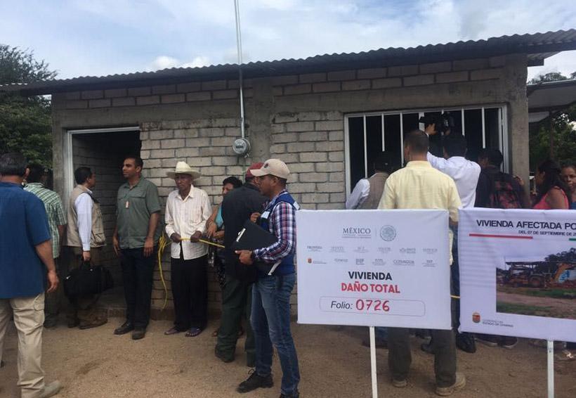 EPN presenta casas piloto de 60 mil pesos para reconstrucción | El Imparcial de Oaxaca