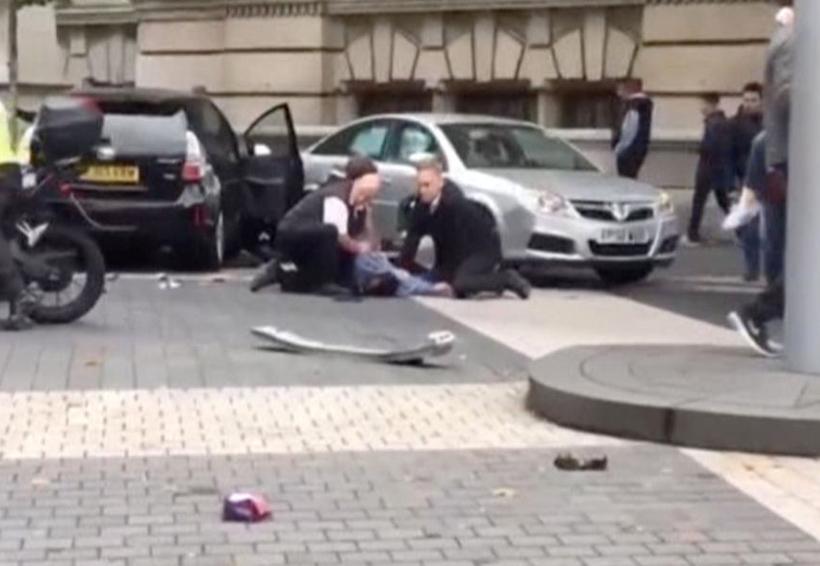 Liberan a conductor que atropelló a 10 personas en Londres   El Imparcial de Oaxaca