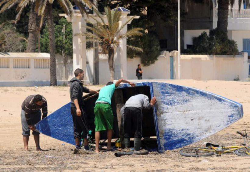Ocho migrantes mueren en un naufragio frente a Túnez | El Imparcial de Oaxaca