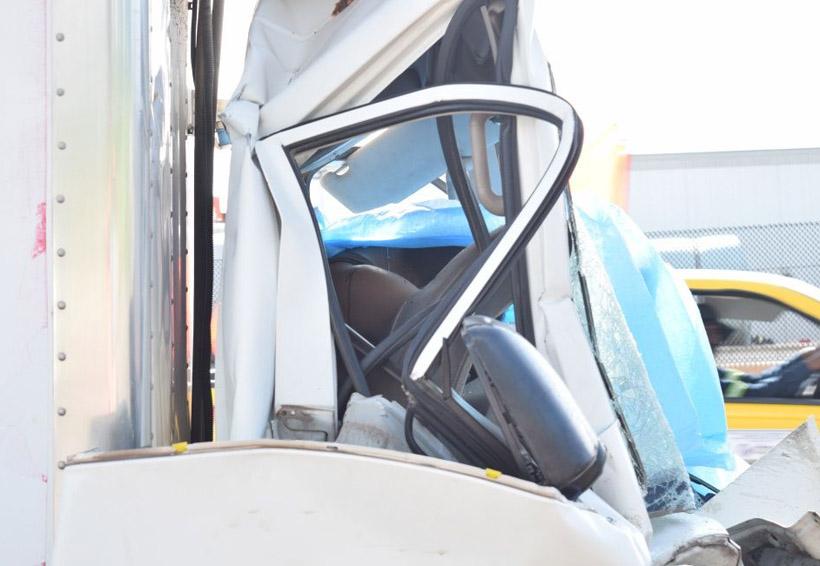 Fallece al quedar prensado en una camioneta | El Imparcial de Oaxaca