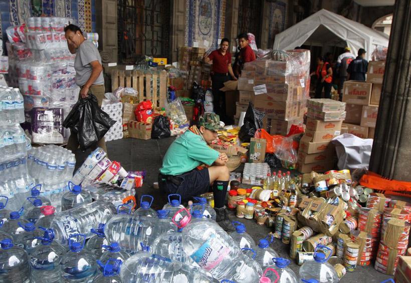 México enviará ayuda para afectados por huracán María en Puerto Rico | El Imparcial de Oaxaca