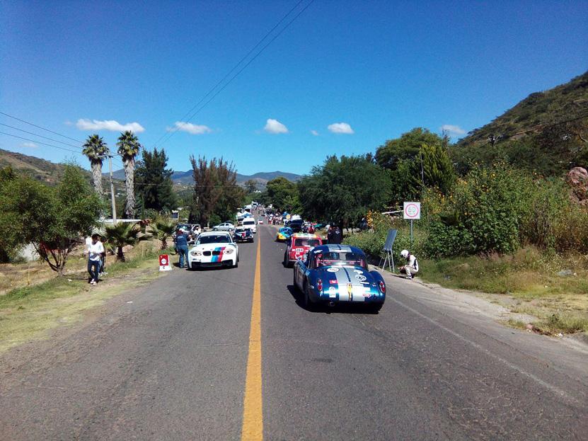 Recibirá Huajuapan la  Carrera Panamericana | El Imparcial de Oaxaca