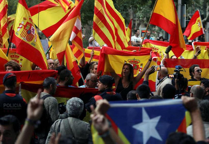 Crisis en Cataluña podría impactar PIB de España en 2018 | El Imparcial de Oaxaca