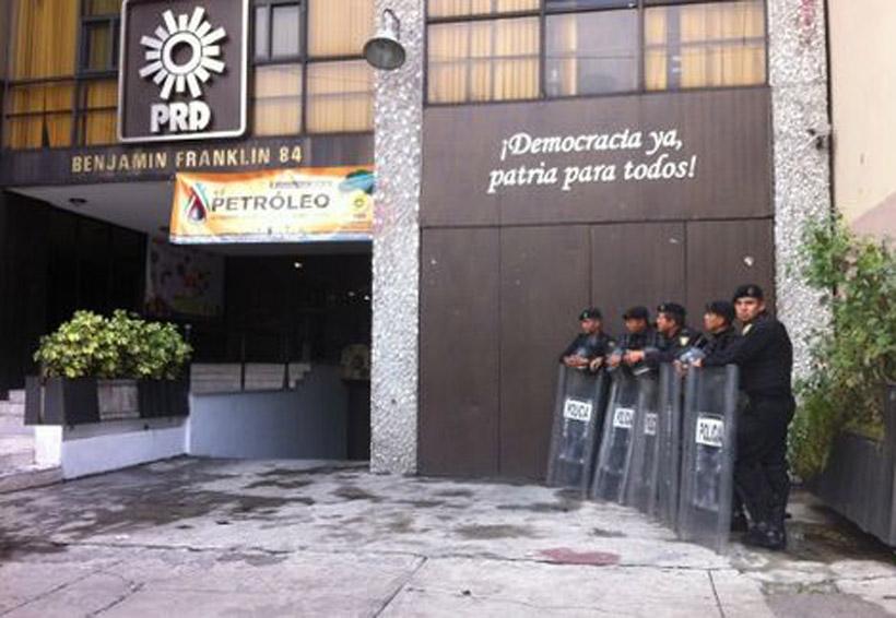 PRD aprueba plan de austeridad luego del sismo   El Imparcial de Oaxaca