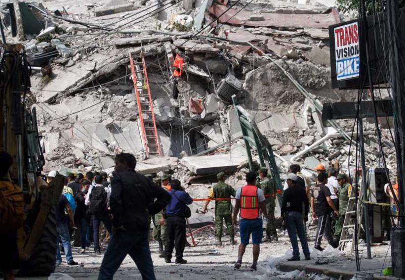 Se investigará como homicidio culposo la muerte de 58 personas por derrumbes en CDMX | El Imparcial de Oaxaca