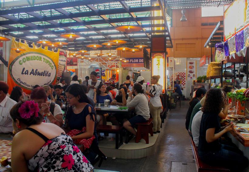 Asean mercado 20 de Noviembre de Oaxaca para recibir a propios y extraños | El Imparcial de Oaxaca