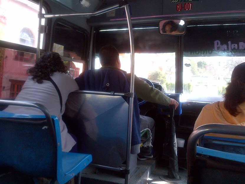 Chofer de urbano enfrenta proceso por lesiones a pasajera en Oaxaca   El Imparcial de Oaxaca