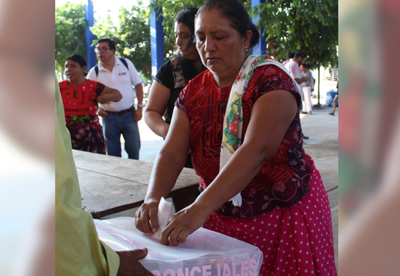 Conmemoran 64 años del voto de las mujeres | El Imparcial de Oaxaca