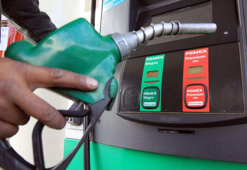 Gasolinas bajarán un centavo, diésel mantendrá su precio este miércoles | El Imparcial de Oaxaca