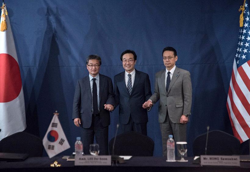 Corea del Sur, EUA y Japón dispuestos al diálogo directo con Norcorea | El Imparcial de Oaxaca