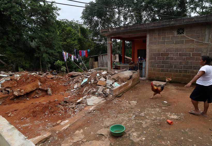 Crean frente de  damnificados en el Istmo | El Imparcial de Oaxaca