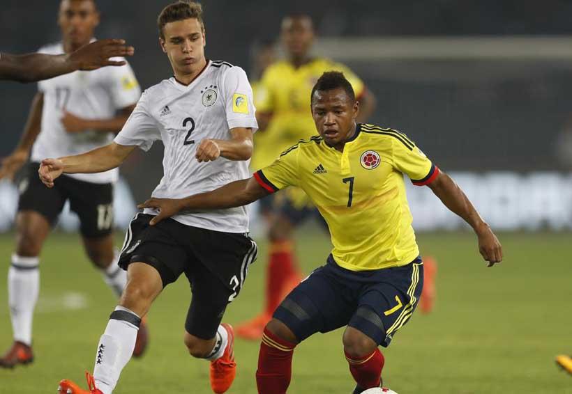 Alemania golea 4-0 a Colombia y avanza a 4tos de final del Mundial sub-17 | El Imparcial de Oaxaca