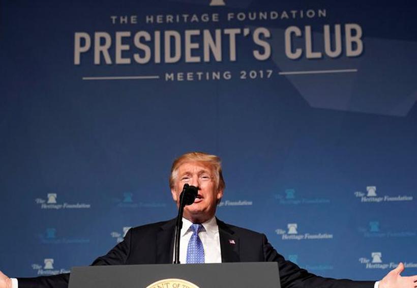 Trump promete el recorte de impuestos más grande de EU | El Imparcial de Oaxaca
