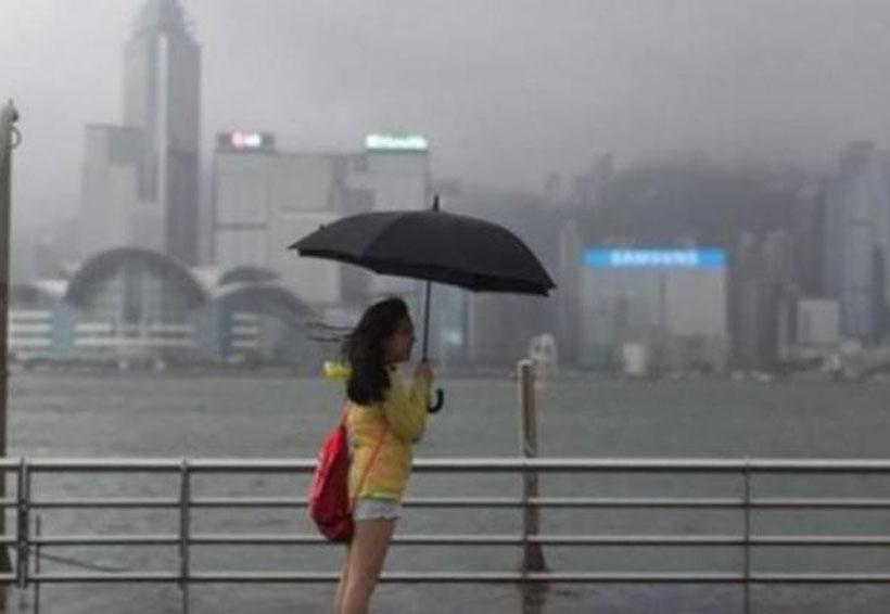 Tifón Khanun toca tierra en China; hay casi 400 mil afectados | El Imparcial de Oaxaca