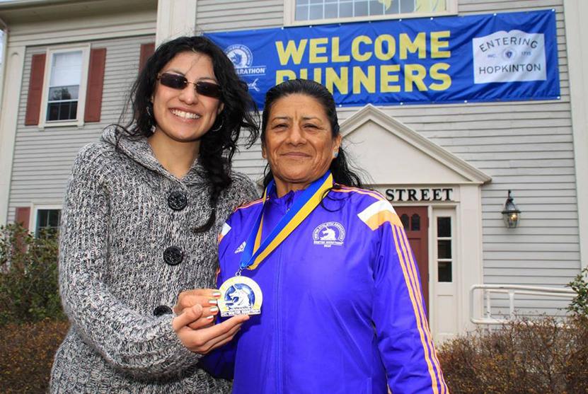 Oaxaqueña es  segunda en el  Maratón de Hartford | El Imparcial de Oaxaca